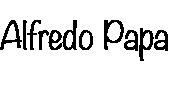 Alfredo Papa -
